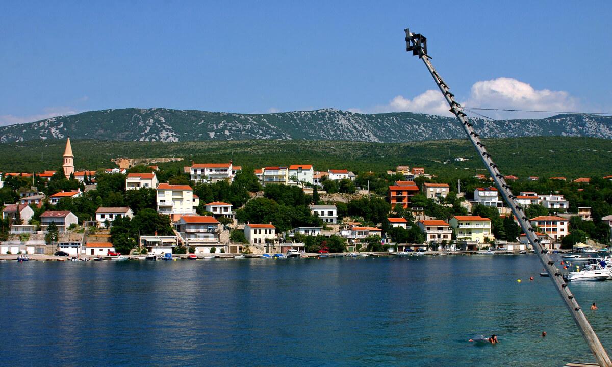 Jadranovo Kroatien